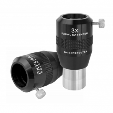 Explore Scientific 3x Barlow - Focal Extender 1.25""